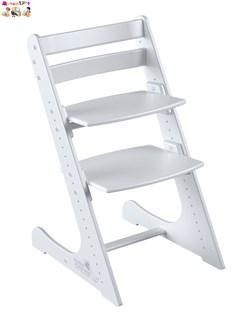 Детский регулируемый стул Конек Горбунек Комфорт белый - фото 25838