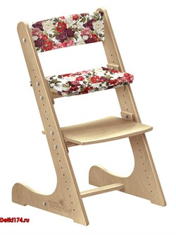 Комплект подушек для стула Конёк Горбунёк букет - фото 25891