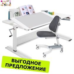 Комплект парта и кресло KidsMaster UR-6 Wunderkind 120см - фото 7055