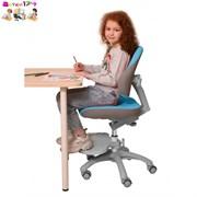 Растущее детское кресло с подставкой для ног HOLTO-4F