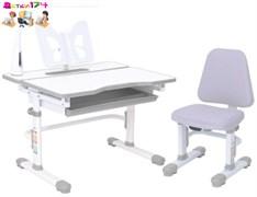 Комплект парта и стул с чехлом Rifforma SET-07 Lux+Лампа с дисплеем